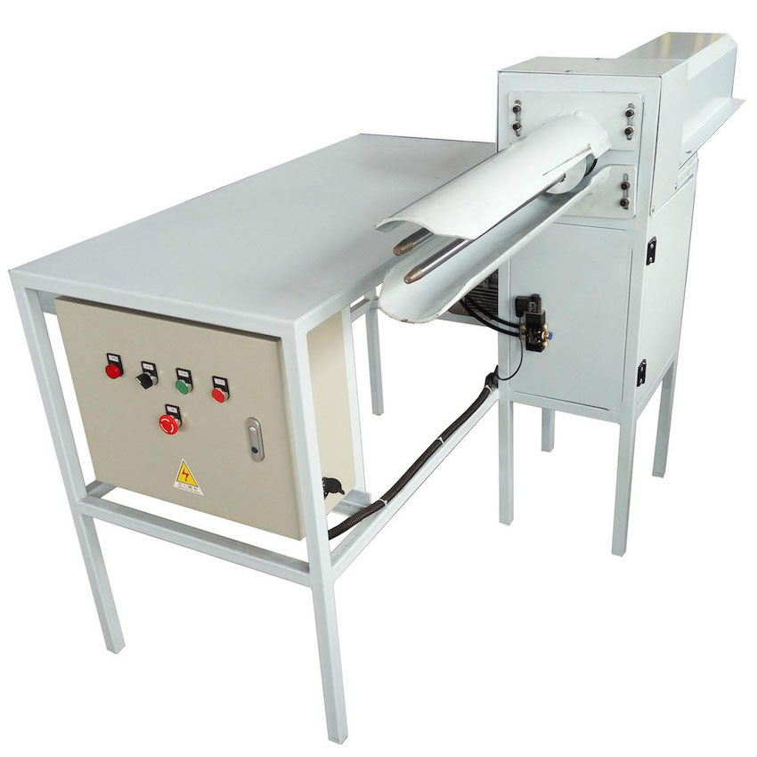 Pillow rolling packing machine